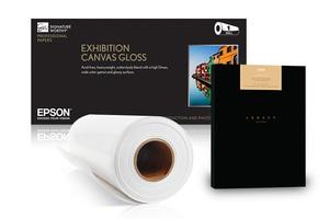 Exhibition Canvas Gloss