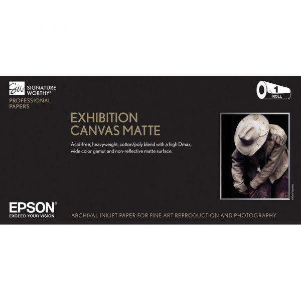 Exhibition Canvas Matte