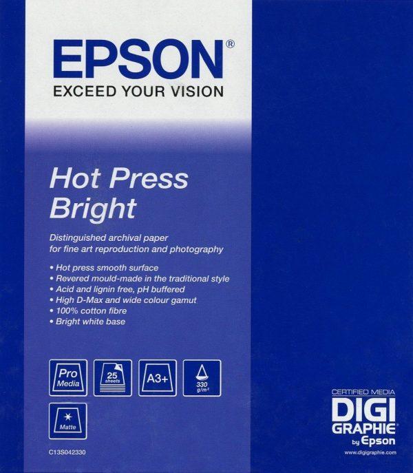 Hot Press Bright 1