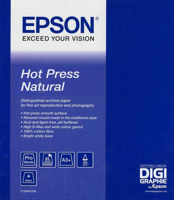 Hot Press Natural 1