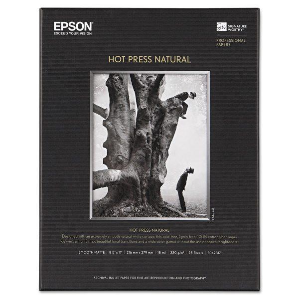 Hot Press Natural
