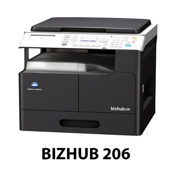 Bizhub 206
