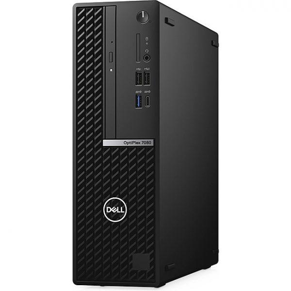Máy Tính Để Bàn Dell Optiplex 7080 Sff (core I5 10500 8gb 256gb Ssd Ubuntu)