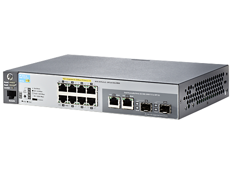 P 10014 Hp 2530 8 Poe+switch J9780a