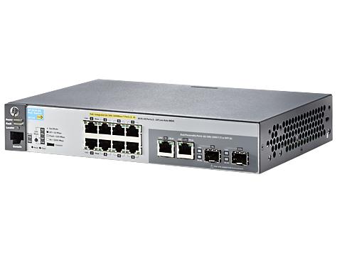 P 10016 Hp 2530 8g Poe+switch J9774a