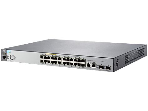 P 10018 Hp 2530 24 Poe+switch J9779a