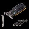 Nvidia Quadro P400 2gb 1me43aa 2