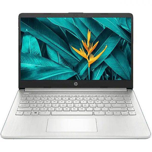 """Laptop Hp 14s Fq1080au 4k0z7pa (r3 5300u/4gb Ram/256gb Ssd/14"""" Hd/win 10/bạc)"""